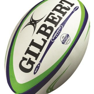 Gilbert Barbarian Rugby Ball - Size 5-0