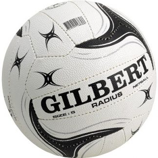 Gilbert Radius Netball - Size 4 (indoor/outdoor)-0