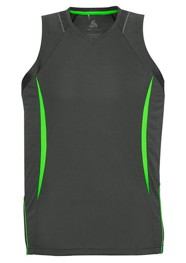Razor Sports Singlet - Mens & Ladies, 8 colour combos-0