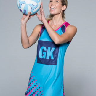 Sublimated Netball Dress - Womens & Girls-0
