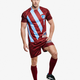 Sublimated Soccer Shorts - Adults & Kids-0