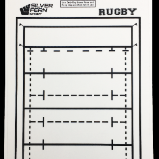 Coaches Clip Board - Rugby-0