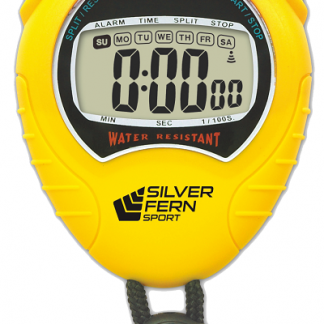 Silver Fern Sport Large Display Stop Watch-0