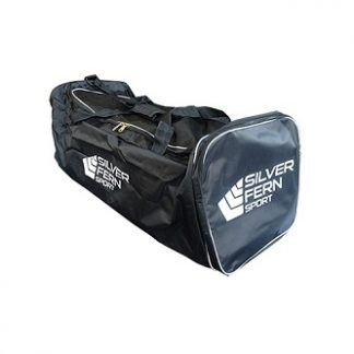 Nylon Sports Bag With End Pocket-0