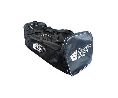 08ad158895f Nylon Sports Bag With End Pocket-0