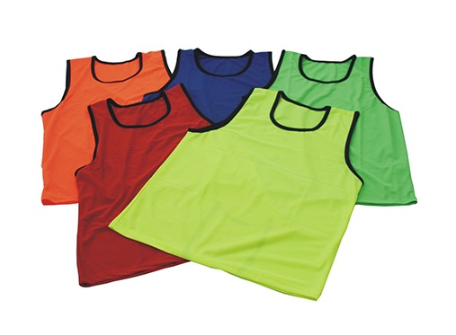 Polyester Training Singlet - 4 sizes, 5 colours-0
