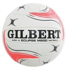 Gilbert Eclipse M500 Netball - Size 5 (indoor/outdoor)-0