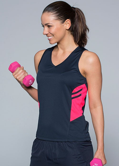 Tasman Singlet - 27 Colour Combinations, ladies-0