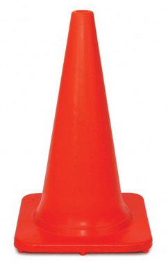 "18"" Heavy Duty Road Cone-0"
