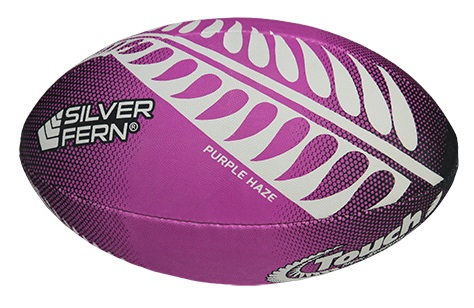 Silver Fern Purple Haze Touch - size 4-0