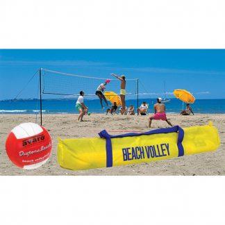 Avaro Beach Volleyball Set - Standard-0