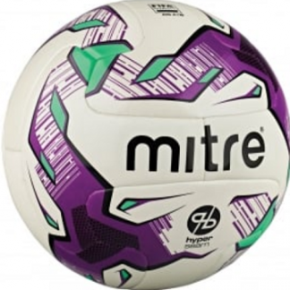 Mitre Manto V12 Hyperseam FIFA Quality Soccer Ball-0