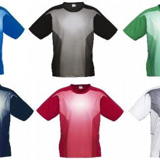 Sublimated Sonic Tee - Kids - 8 colours!-0