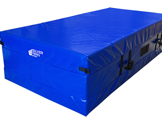 High Jump Crash Mats - 6 sizes-0