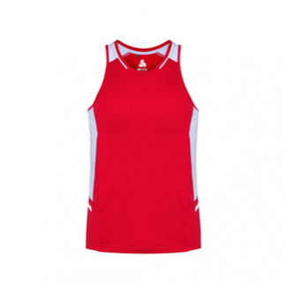 Renegade Singlet - Mens & Ladies - 14 colour combinations-4202