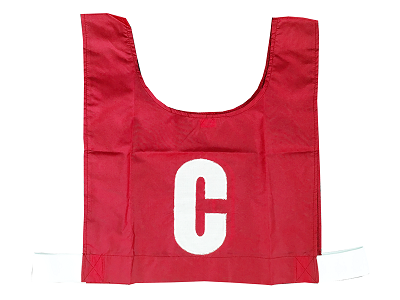 Netball Bib Set (7) - 3 sizes, 5 colours CLEARANCE PRICE!-4283